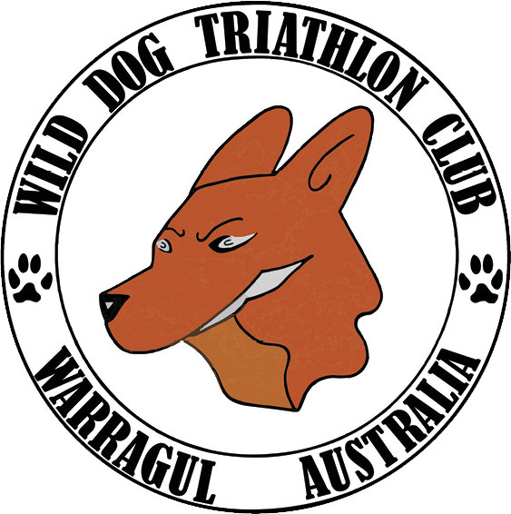 Wild Dogs Triathlon Club logo